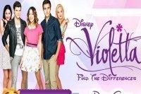 Différences Violetta