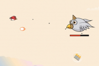 Flappy Birds en Colère