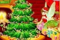 Gâteaux de sapin de Noël
