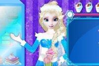 Glacier d'Elsa de Frozen