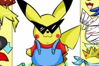 Habille Pikachu
