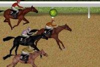 Jockey Course de chevaux