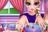 Journée Salon de Beauté pour Elsa