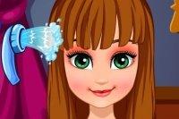 La Coiffure de Frozen Anna