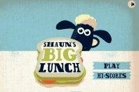 Le grand déjeuner de Shaun