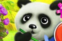 Le Panda Heureux
