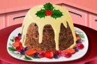 Pudding de Noël de Sarah