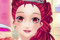 Séance photo pour le Bal des Princesses
