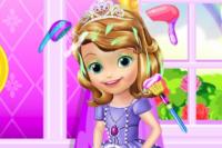 Soin des Cheveux Petite Princesse