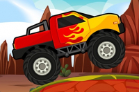 Coureurs Monster Truck